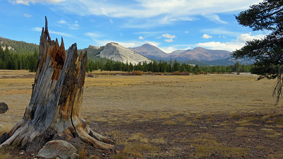 Tioga Pass and Eastern Sierra