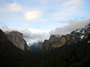 YG15-2 YOSEMITE VALLEY FROM TUNNEL VIEW