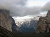 YHG15-3 YOSEMITE VALLEY FROM TUNNEL VIEW