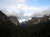 YG15-1 YOSEMITE VALLEY FROM TUNNEL VIEW
