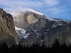 YG14-18 HALF DOME FROM AHWAHNEE MEADOW