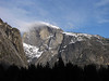 YG14-19 HALF DOME FROM AHWAHNEE MEADOW