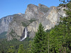 YG9-5 BRIDAL VEIL FALLS FROM TUNNEL VIEW