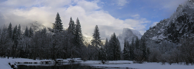 YG2-1 MERCED RIVER PANORAMA