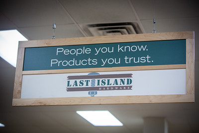 Last Island Hardware