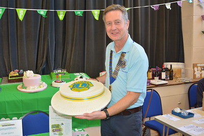 Stowmarket Lions BIG Coffee and Cake Morning 15 September 2018