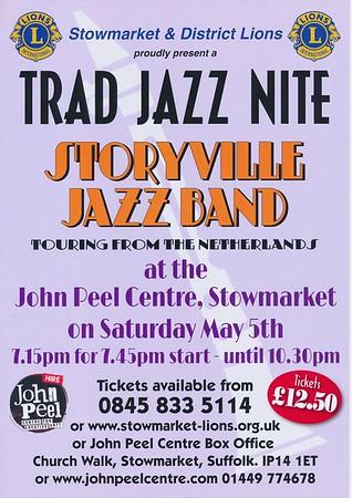 Trad Jazz Night