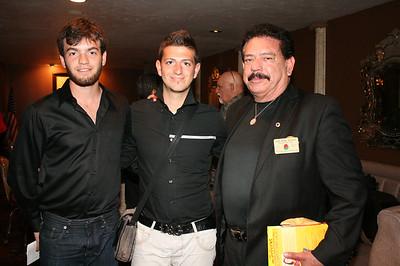 LION'S CLUB MEETING @ STEVEN'S STEAK HOUSE With Guest Speaker ALESSIO MITELLI • 06.21.12
