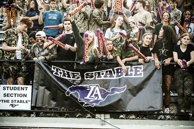 LA VS GOODPASTURE GAME #5-17