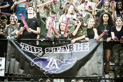 LA VS GOODPASTURE GAME #5-19