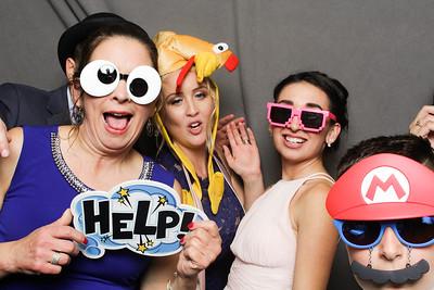 Logan Hotel Wedding Photo booth Philly