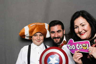 Logan Hotel Wedding Photo booth Philly