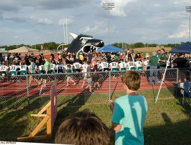 Texas Lone Star Cup Pep Rally