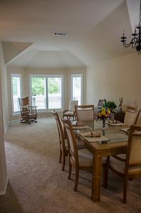 1045 PONDEROSA RDG LIVINGROOM AND DINING ROOM