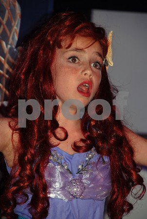 Little Mermaid Cast A