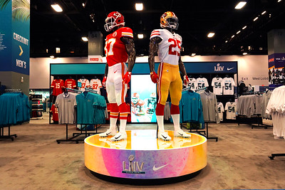 LIV Super Bowl Experience