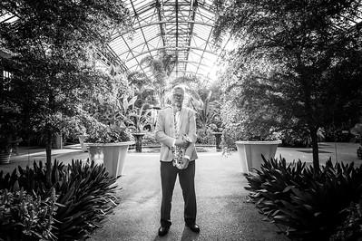 Tom Moon (Ensemble Nova) @ Longwood Gardens