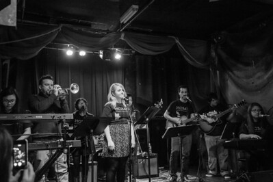 Philly School Kids fundraiser VIP show with special guests Matt Cappy, David Uosikkinen, and Garth Hudson   Upstairs VIP show @ The Trocadero  11-30-13