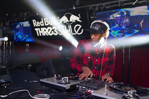 Corey Grand | Red Bull Thre3Style