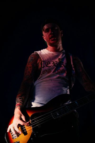 Bassist, Brutality Will Prevail