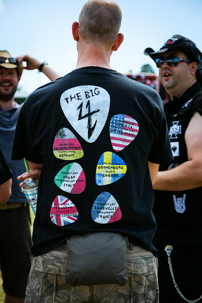 Festival Style - Slogans and T-Shirts