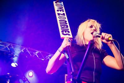 Lead Singer, Love Zombies