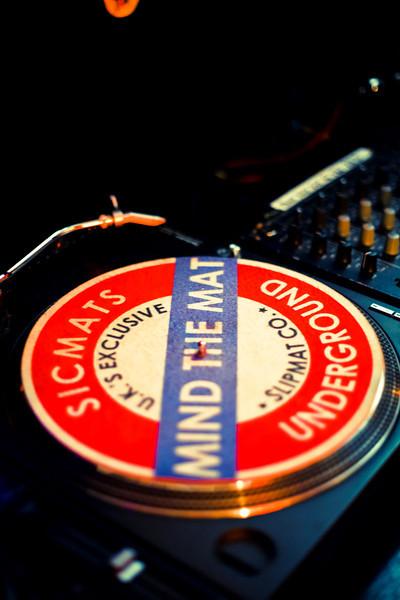 DJ's Slip Mat