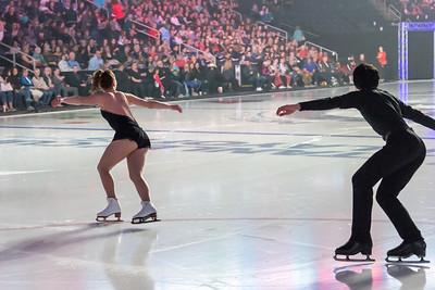 Skate Winnipeg Skaters - Annika Duguay and Yobratan Elizarov