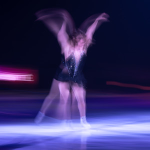 """Imagination Running """"Skating"""" Wild"""