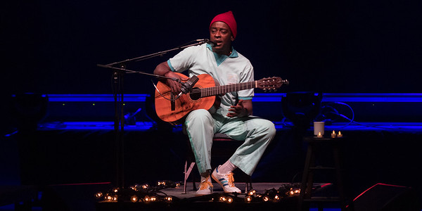 SEU JORGE PRESENTS THE LIFE AQUATIC: A TRIBUTE TO DAVID BOWIE