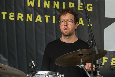 Joel Miller with Sienna Dahlen