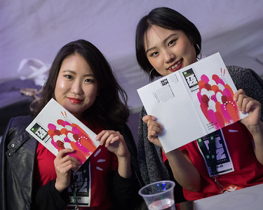 Volunteers of the Jazz Fest