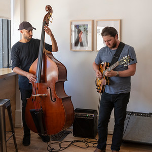 Aaron Shore and Julian Bradford
