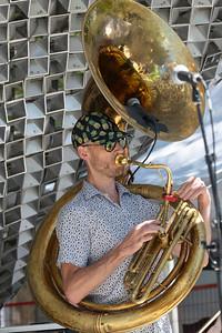 The Heavyweights Brass Band