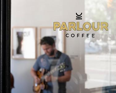 Parlour Coffee - POPUP JAZZ