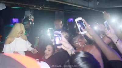 CARDI B PERFORMS LIVE AT VIVE LOUNGE (PROMO)