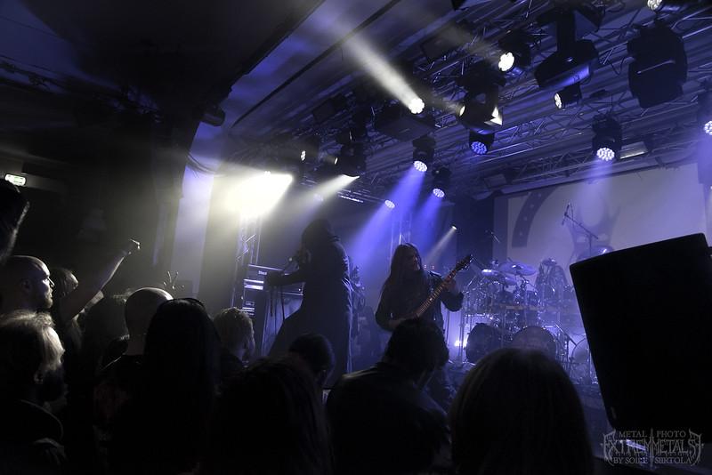 ARCTURUS – STOCKHOLM SLAUGHTER AKT III