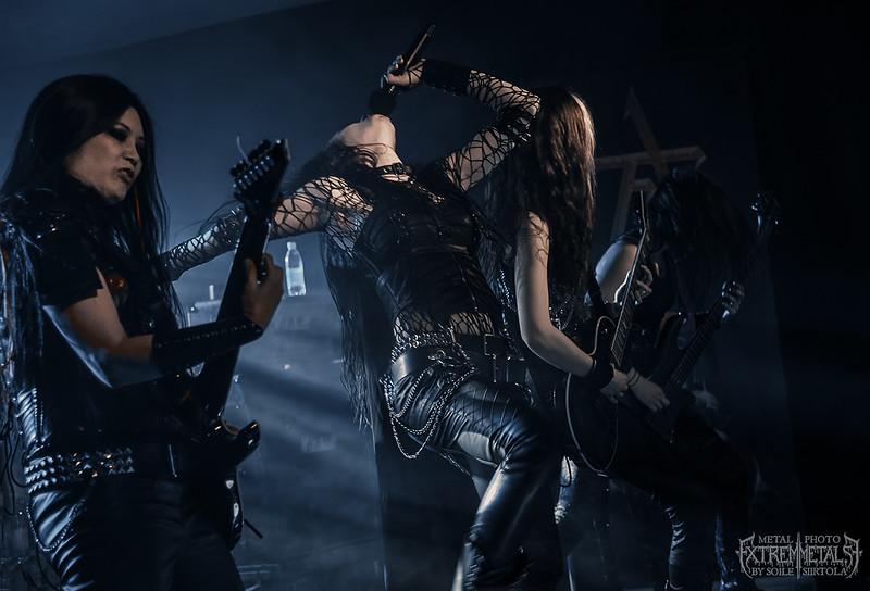 FRANTIC AMBER - Jönköping Metal fest March 2020