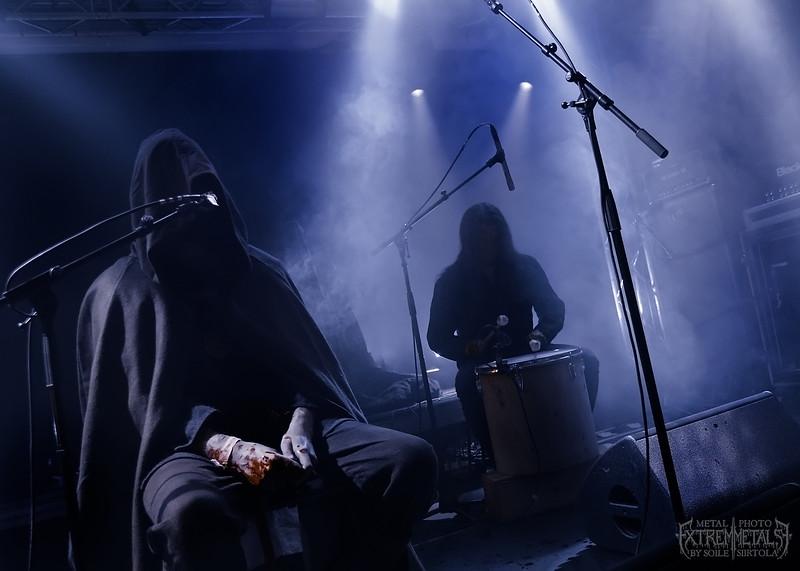 FORNDOM – STOCKHOLM SLAUGHTER AKT III