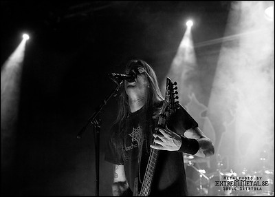 GRAVE - Club Distortion, Studion 12/11 2011