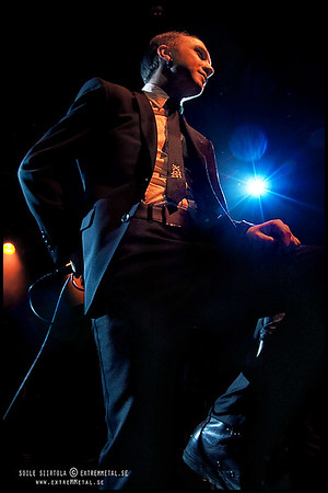 Marionette - Klubben 14/11 2009