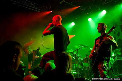 SUFFOCATION - Klubben 6/4 2007