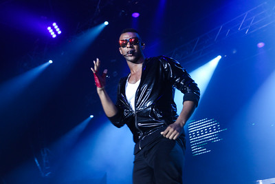 JLS performing on stage at Live At The Marque Cork.  PIC DARRAGH KANE