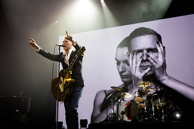 Bryan Adams performing at Live At The Marquee Cork. Picture Darragh Kane