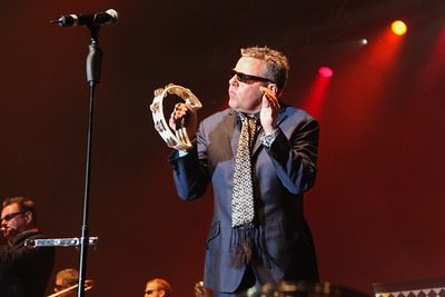 Madness performing on stage at Live At The Marquee Cork. Pic Darragh Kane