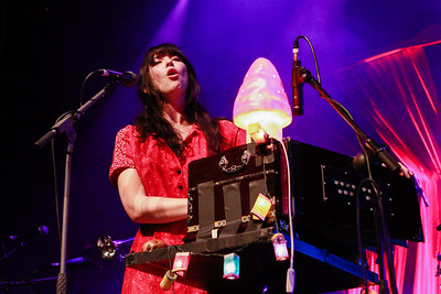 Lisa Hannigan preforming live in the Opera House, Cork. Picture Darragh Kane