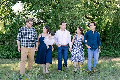Christine Extended Family 2018