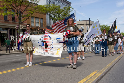 Livingston Chapter of the Michigan Military Moms.