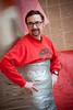 Jeff Hollobaugh, Pinckney High School Shakespeare, Creative Writing and Journalism teacher.