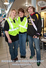 Left to Right: Julie Smith (LACASA- Development Director), Linda Graham (LACASA Marketing Director) with Blair Rutkowski. Photo by RICHARD LIM PHOTOGRAPHY